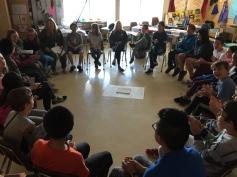 Grade 7 FI Class Meeting