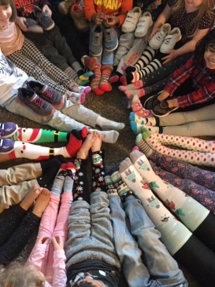Sock Day D17