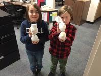 Snowman crafts.